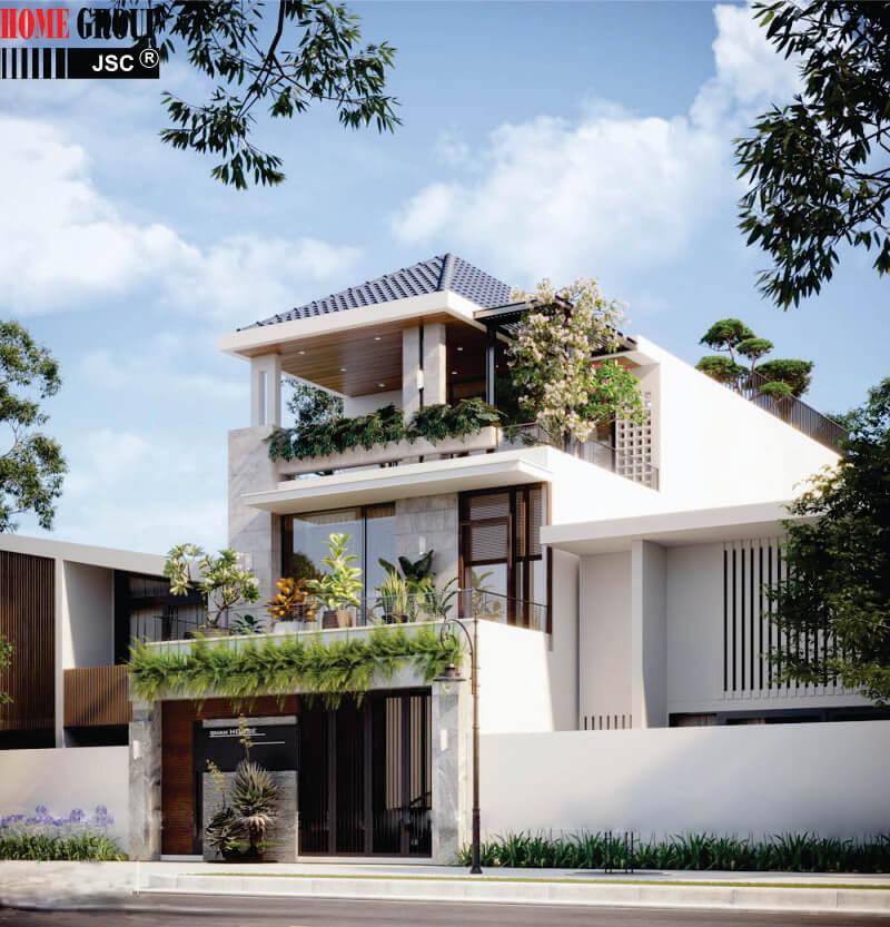 thiết kế căn hộ cho thuê hội an